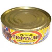 Фрикадельки т/с МАЯК 240 г ж/б 1/48