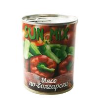 Sun mix  Мясо по-болгарски 340 гр. 1/45