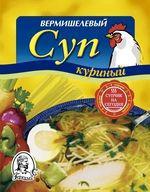 Суп Геркулес 60 г куриный с макаронами 1/80