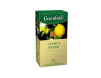 Гринфилд аромат лимон 25 пак. 1/10