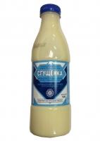 """Молоко сгущеное  """"Сгущенка"""" жир 8,5%  Смоленск 1020 г бутылка 1/9"""