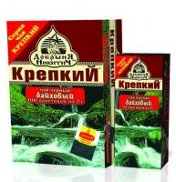 Чай Добрыня Крепкий черный с/я 25 пакетиков 1/20