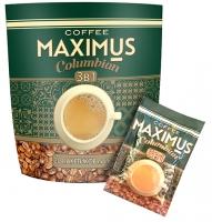 """Максимус """"Кофе 3 в 1""""   18 г*20*18"""