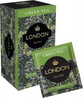 Чай Лондон GREEN TEA  100 пак. с/я 1/8