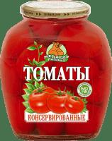 Томаты Черри маринованые М.Л. 1500 мл ст/б 1/6