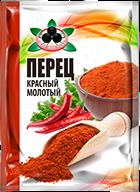Дой-Пак Перец красный  молотый Жар Востока 1 кг 1/10