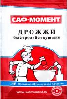 """Дрожжи """"Саф-Момент"""" 11 г 1/60"""