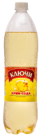 "Напиток Ключи ""Крем-сода"" 1 литр 1/9"