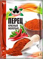 Дой-Пак Перец красный  молотый Жар Востока 200 г 1/20