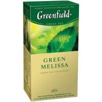 Гринфилд чай Зеленый Мелисса 25 пак. 1/10