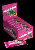 """Батончик подсолнечный """"Halva-Mix"""" с изюмом и арахисом в глазури, 60 г, шт 1/18"""