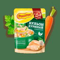 Бульон Роллтон Куриный  90 г 1/24