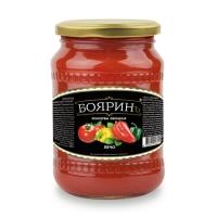 """Лечо в томат. соусе """"Бояринъ"""" 680 гр с/б 1/12"""