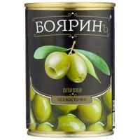 """Оливки б/к  """"Бояринъ"""" 300мл ж/б 1/12"""