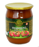 Повидло яблочное Золотой Глобус 900 г ведро 1/9