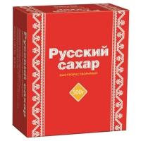 Сахар рафинад  Русский 0,5 кг 1/40