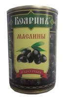 """Маслины """"Бояринъ"""" с/к 300 мл ж/б 1/12"""