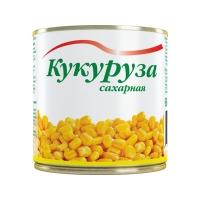 Кукуруза сахарная  Красная Линия 400 Г 1/15