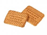 """Печенье сахарное """"Топленное молоко"""", гофрокороб, кг 1/5"""