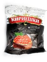 Сух.Кириешки ржаные Красная икра №103   40г  1/60