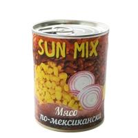 Sun mix  Мясо по-мексикански   338 гр. 1/45