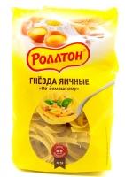 Лапша Яичная по-домашнему ГНЁЗДА 400 г  1/8