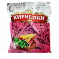 Сух.Кириешки ржаные Ветчина и Сыр №106   40г  1/60