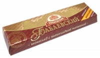 Шоколад Бабаевский (батончик) с шокол. начинкой 50 гр 1/20