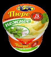 """Пюре картофельное """"Нежное"""" ТМ """"Бабушкин Хуторок"""" 40 гр 1/24"""
