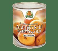 Компот Абрикос М.Л. 850 мл ж/б 1/12