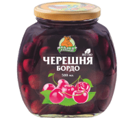 Компот Черешня М.Л. 580 мл ст/б 1/12