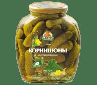 Огурцы М.Л. корнишоны 1500 мл ст/б 1/6