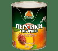 Компот Персик М.Л. 850 мл ж/б 1/12