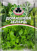 Домашняя зелень 10 г 1/100