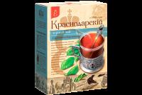 "Чай чёрный ""Краснодарский"" бергамот 100 гр 1/24"