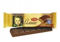 Шоколад батончик Алёнка варёная сгущёнка 48 гр 1/20