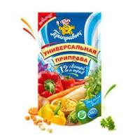 """Приправа универсальная """"12 овощей и трав""""  200 гр/14  Приправыч"""