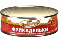 """Фрикадельки т/с """"От Иваныча"""" 240 г ж/б 1/48"""