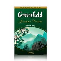 Гринфилд Зелёный Жасмин 200 грамм 1/14