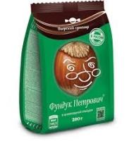 Конфета Фундук в шоколаде 200 гр 1/10