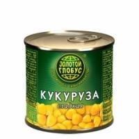 Кукуруза Золотой Глобус 212 г ж/б 1/24