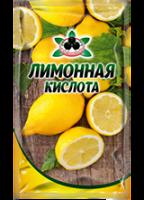 Дой-пак Лимонная кислота  200 г 1/10