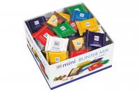 Ritter Sport мини-шоколад коллекция 16,7 гр (7 вкусов) 1/84