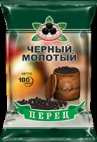 Перец черный МОЛОТЫЙ Жар Востока 100 г 1/40