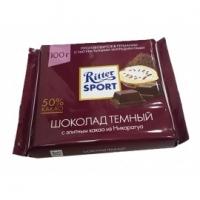 Ritter Sport Шоколад тёмный 100 гр 1/12