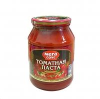 """Томатная паста """"Мега-Соус"""" премиум 25% 1 кг ст\б 1/6"""
