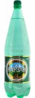 """Минеральная вода """"Нарзан"""" 1,8 литра ПЭТ 1/6"""