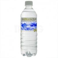 """Питьевая вода """"Байкальская"""" негаз 0,5 литра 1/12"""